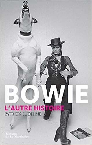 Couverture Bowie : L'autre histoire