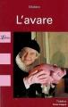 Couverture L'Avare Editions Librio (Théâtre) 1999