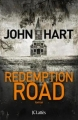 Couverture Redemption road Editions JC Lattès 2017