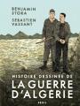 Couverture Histoire dessinée de la guerre d'Algérie Editions Seuil 2016