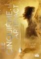 Couverture Les messagers des vents / La saga des quatre éléments, tome 4 : Le cinquième artefact Editions du Masque 2017