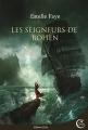 Couverture Les Seigneurs de Bohen Editions Critic 2017