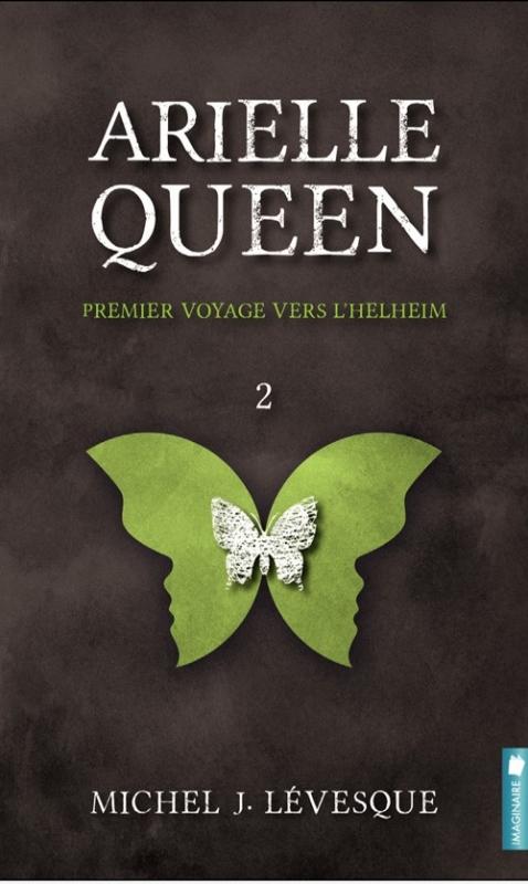 Couverture Arielle Queen, tome 02 : Premier voyage vers l'Helheim