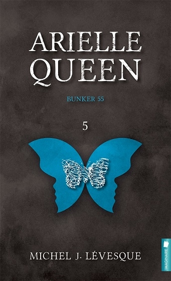 Couverture Arielle Queen, tome 05 : Bunker 55