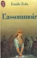Couverture L'assommoir Editions J'ai Lu 1987