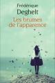 Couverture Les brumes de l'apparence Editions France Loisirs 2015