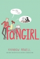 Couverture Fangirl Editions Macmillan 2016