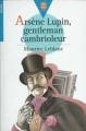 Couverture Arsène Lupin gentleman cambrioleur Editions Le Livre de Poche (Jeunesse) 1996