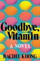 Couverture Bye-bye, vitamines Editions Henry Holt & Company 196
