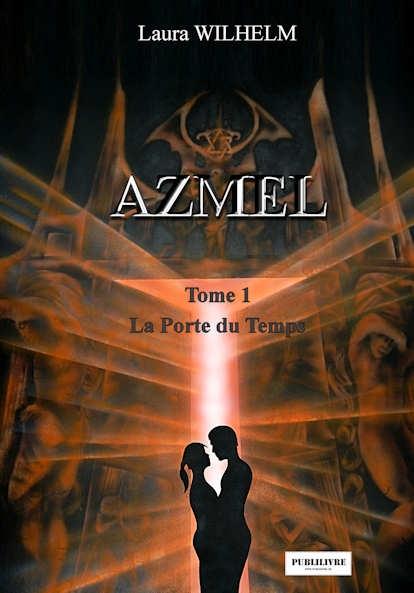 Couverture Azmel, tome 1 : La porte du temps