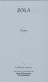 Couverture Nana Editions Le Figaro (La Bibliothèque idéale de Jean d'Ormesson) 2009