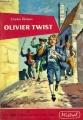 Couverture Oliver Twist, abrégé Editions Casterman 1960