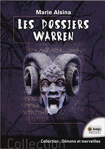 Couverture Les dossiers Warren, tome 1
