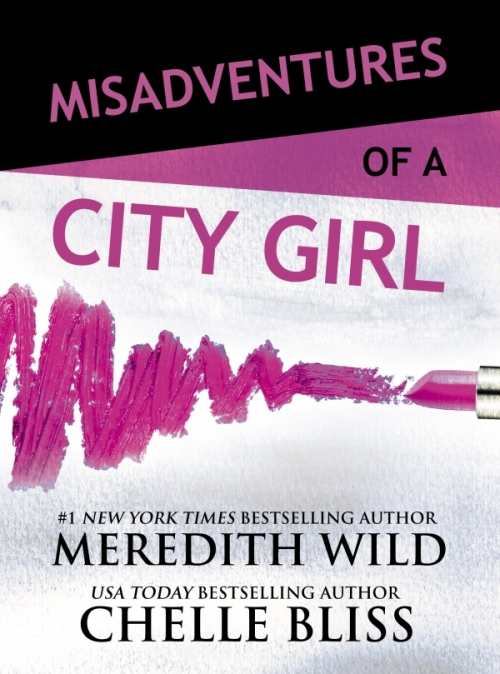 Couverture Misadventures of a City Girl