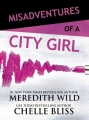Couverture Misadventures of a City Girl Editions Waterhouse Press 2017