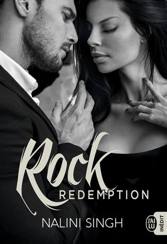 Couverture Rock kiss, tome 3 : Rock redemption