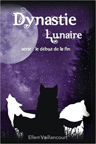 Couverture Le début de la fin, tome 4 : Dynastie lunaire