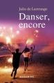 Couverture Danser, encore Editions Mazarine 2017