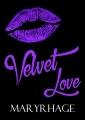 Couverture Velvet love Editions Autoédité 2017