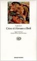 Couverture Le Christ s'est arrêté à Eboli Editions Einaudi 1990