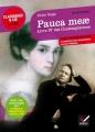 Couverture Pauca Meae Editions Hatier (Classiques & cie - Lycée) 2016