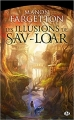 Couverture Les Illusions de Sav-Loar Editions Milady (Fantasy) 2017