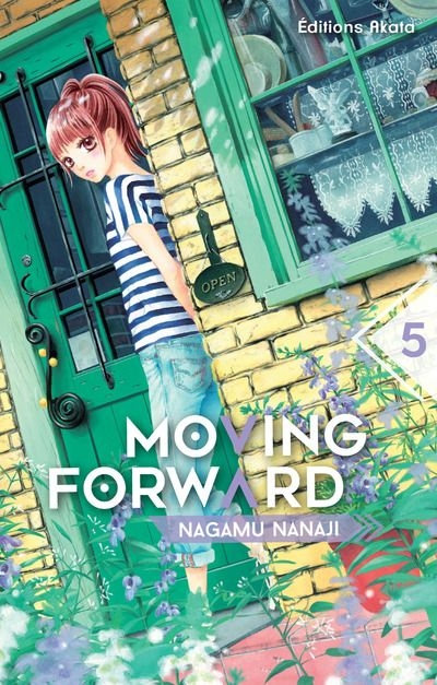 Couverture Moving forward, tome 05