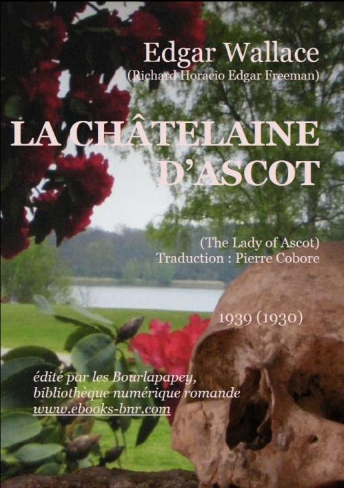 Couverture La châtelaine d'Ascot