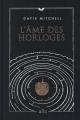 Couverture L'âme des horloges Editions Alto 2017