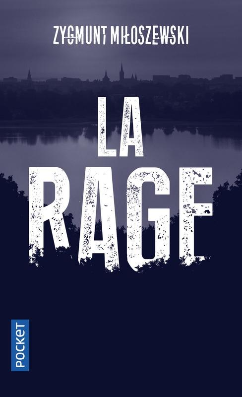 Couverture La rage