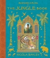 Couverture Le livre de la jungle Editions Candlewick Press 2016