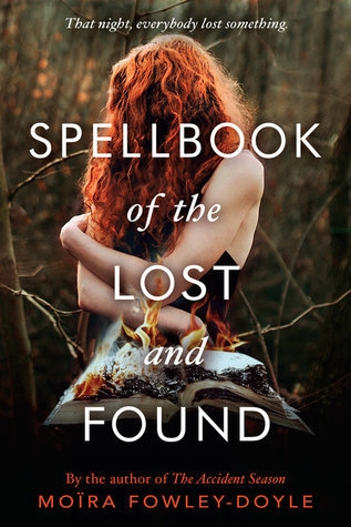 Couverture Spellbook of the Lost and Found