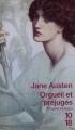 Couverture Orgueil et Préjugés Editions 10/18 (Domaine étranger) 2009