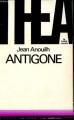 Couverture Antigone Editions de La Table ronde 1969