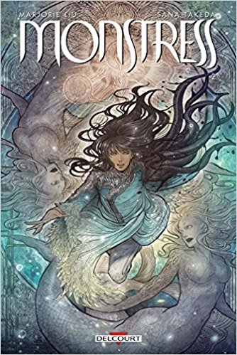 Couverture Monstress, book 2