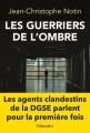 Couverture Les guerriers de l'ombre Editions Tallandier 2017