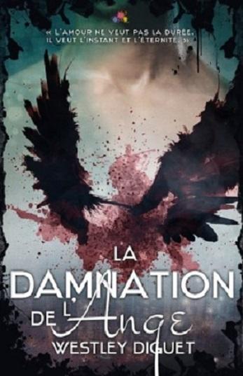 Couverture Maux célestes, tome 1 : La Damnation de l'Ange
