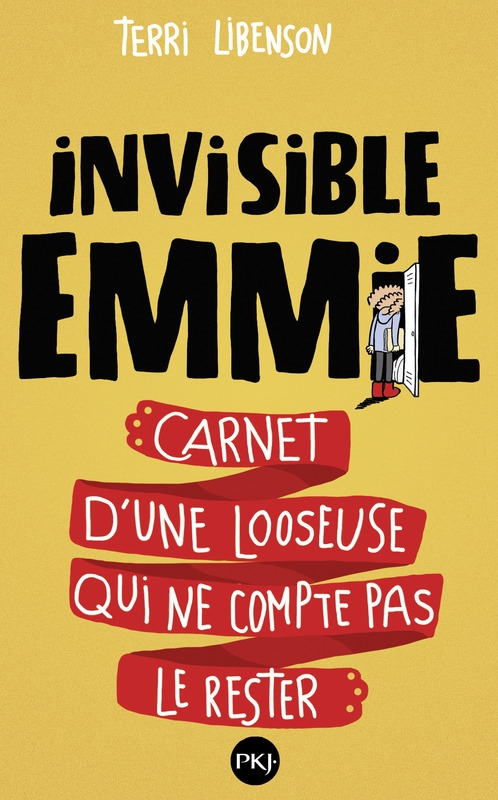 Couverture Invisible Emmie