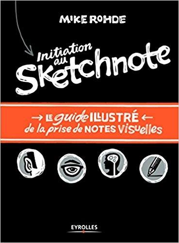 Couverture Initiation au Sketchnote
