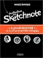 Couverture Initiation au Sketchnote Editions Eyrolles 2016
