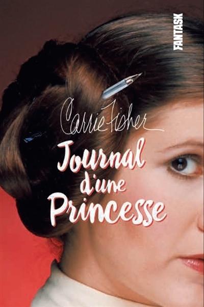 Couverture Journal d'une princesse