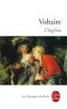 Couverture L'ingénu  Editions Le Livre de Poche (Les Classiques de Poche) 2012