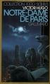 Couverture Notre-Dame de Paris Editions Gallimard  (1000 soleils) 1984