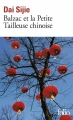 Couverture Balzac et la petite tailleuse chinoise Editions Folio  2011