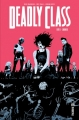 Couverture Deadly Class, tome 5 : Carousel Editions Urban Comics (Indies) 2017