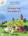 Couverture Un poule tous, tous poule un ! Editions Pocket (Jeunesse - Albums) 2011