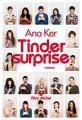 Couverture Tinder Surprise Editions Albin Michel 2017