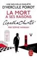Couverture La mort a ses raisons Editions Le Livre de Poche 2017