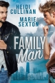 Couverture Family Man Editions Dreamspinner Press 2017