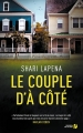Couverture Le couple d'à côté Editions Presses de la cité (Thriller) 2017